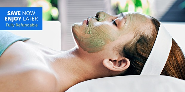 """Take a break in Wine Country and treat yourself to a solo or couples spa package for 60% off. """""""