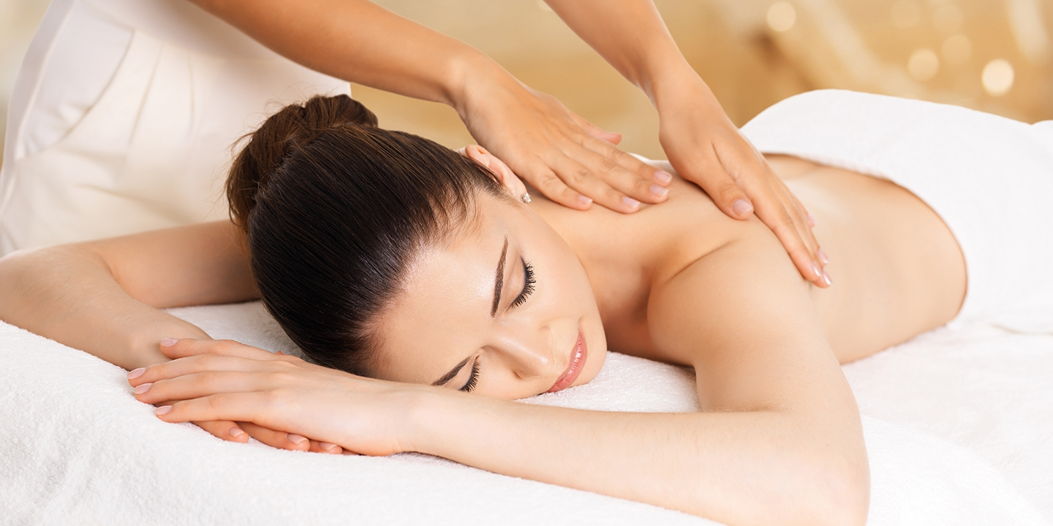 Surrey: 50-minute massage with 4 options