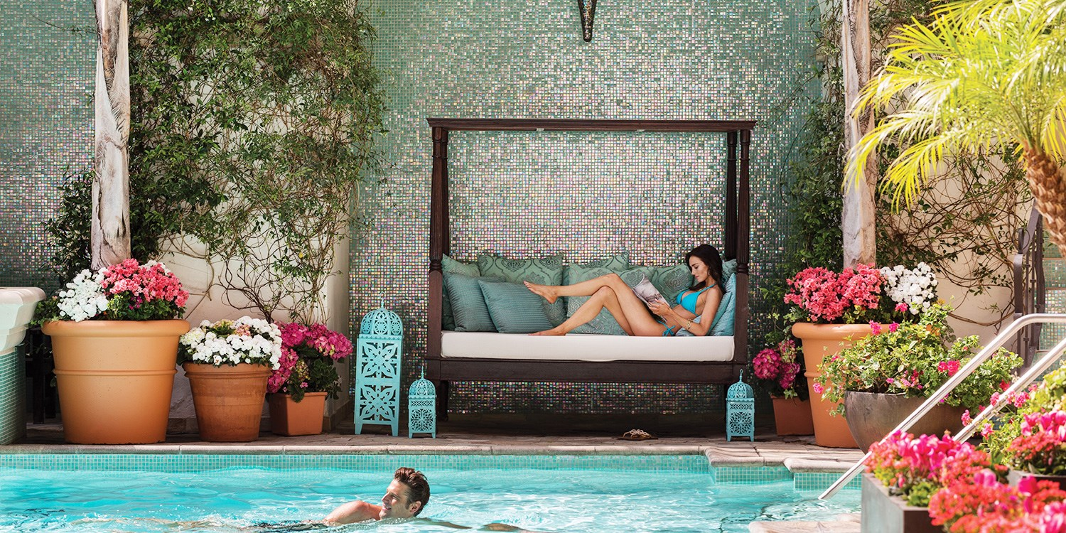 Beverly Wilshire: Spa Day w/Pool, Bubbly & Valet, Save $80