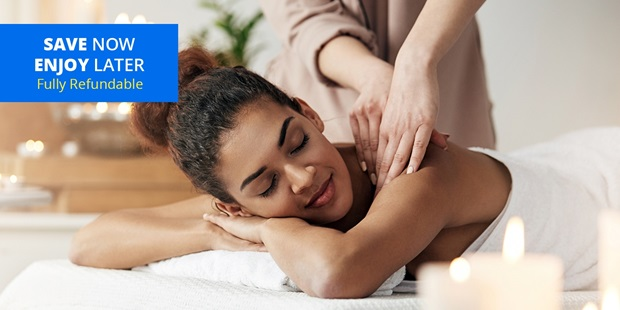 Travelzoo members save 60% on a massage at The Couple Spa, known for its romantic and intimate aesthetic. Go solo, with a special someone or even with a friend or family member.