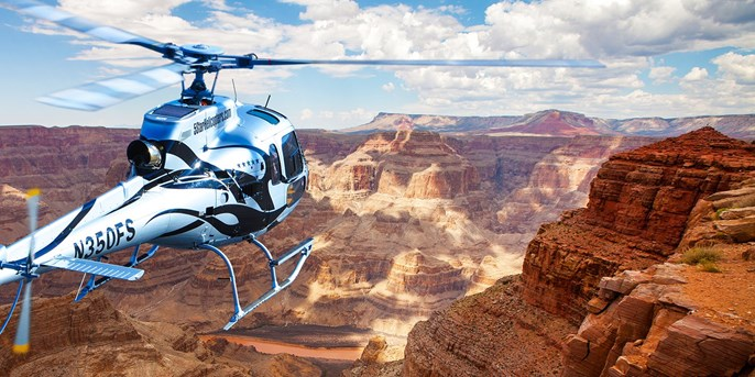 The Strip & Grand Canyon Helicopter Tours from