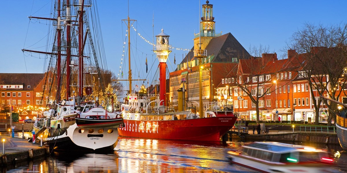 4*-Hotel in Emden mit Dinner & Prosecco, -49%