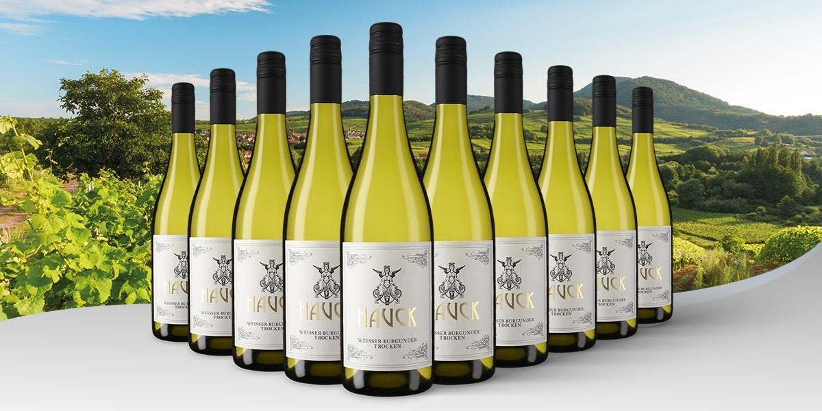 Weißburgunder vom mehrfach prämierten Weingut
