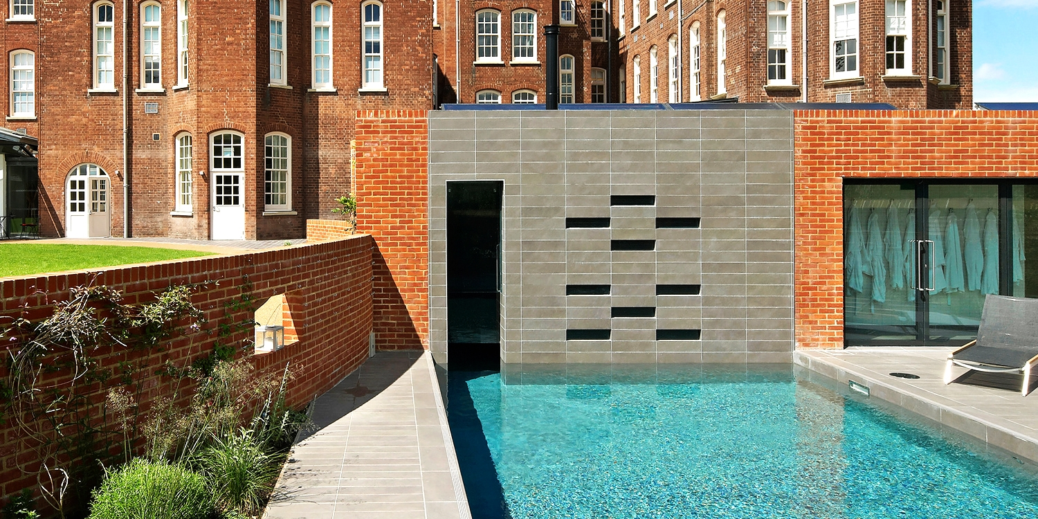 Spa treatment, lunch & swim at stylish Exeter hotel