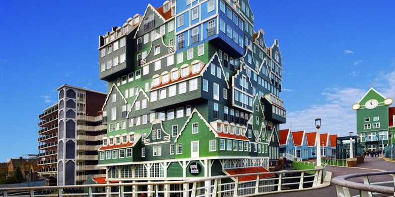 Nahe Amsterdam 2 Nachte Im 4 Hotel Flug Travelzoo
