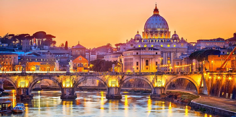 Wahnsinnspreis: 4 Tage Rom inkl. Flug & Hotel