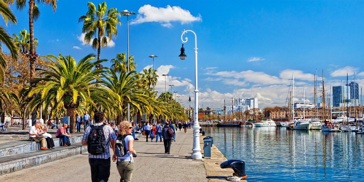 Barcelona: 4 Tage im 4*-Hotel mit Flug, -100 €
