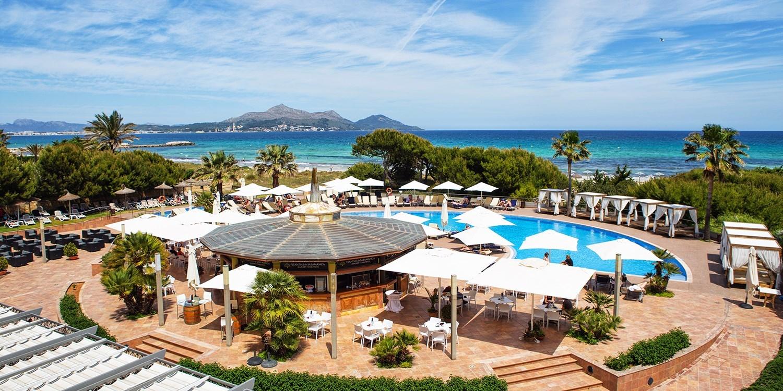 Frühling auf Mallorca: 5*-Hotel mit Auto & Flug