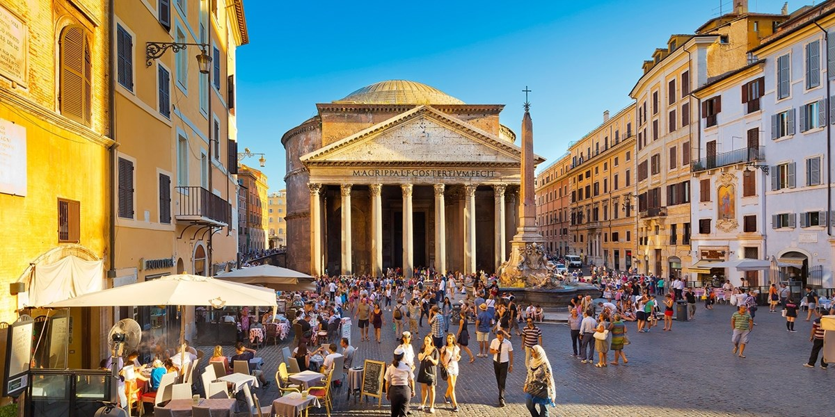 Wahnsinnspreis für 4 Tage Rom inkl. Flug & Hotel