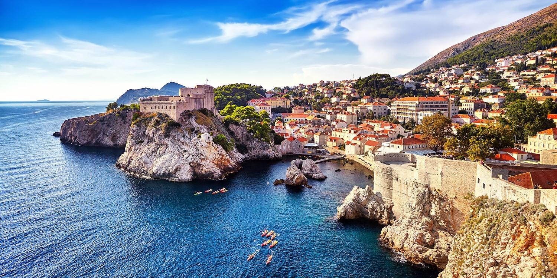 8 Tage Kroatien & Montenegro inkl. Flug, -800 €