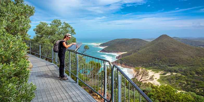 $295 – Port Stephens: 2-Nts w/Wine & Gourmet Hamper for 2 | Travelzoo