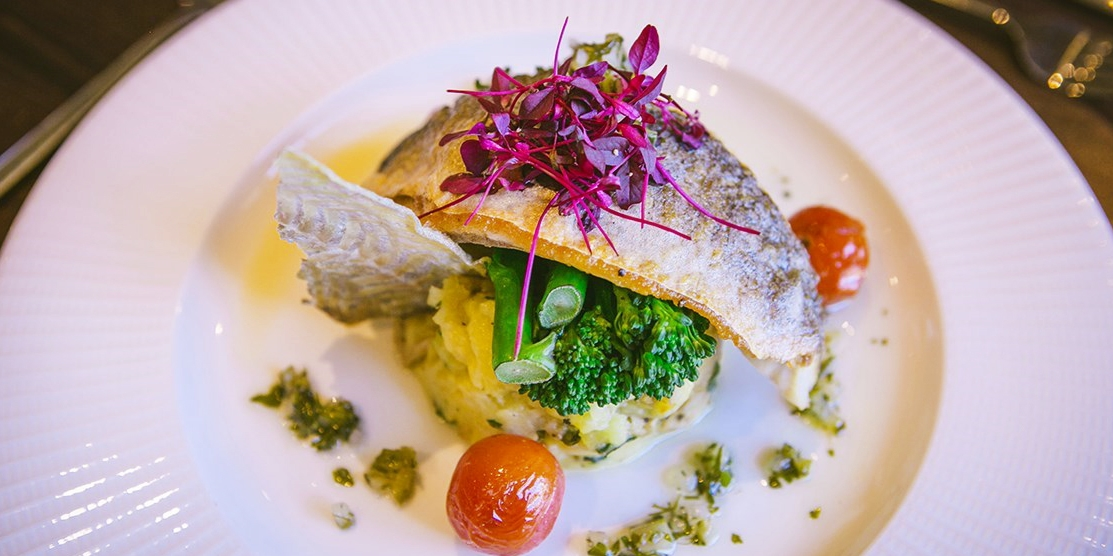 Chester city centre: 3-course lunch or dinner for 2
