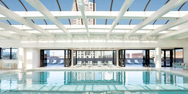 69 Luxe Spa Pool Day At Atlanta S Whitley Hotel Travelzoo