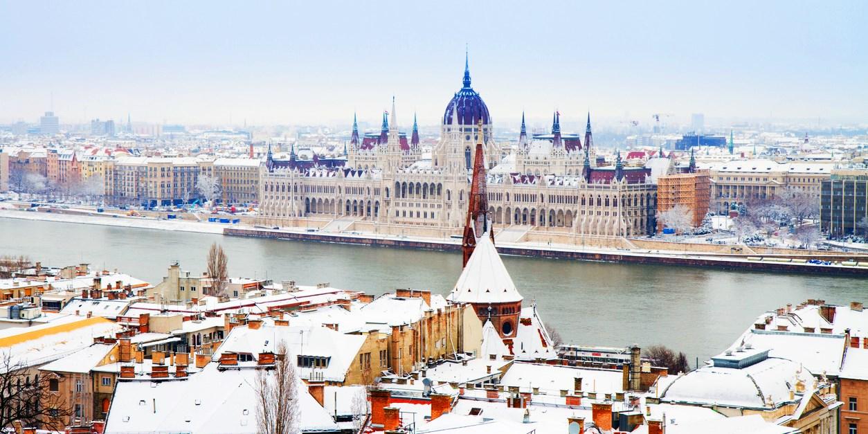 Langes Budapest-Wochenende inkl. Flug & Hotel