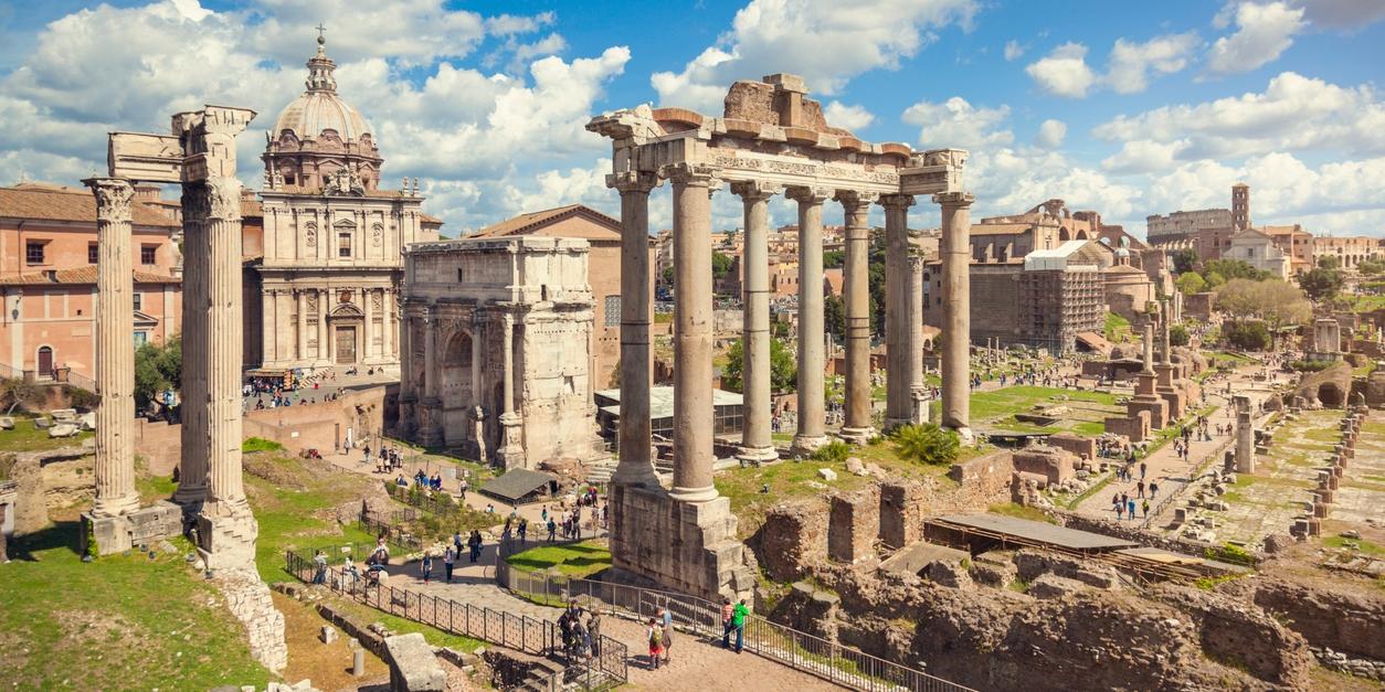 Wochenende Rom Mit Flug