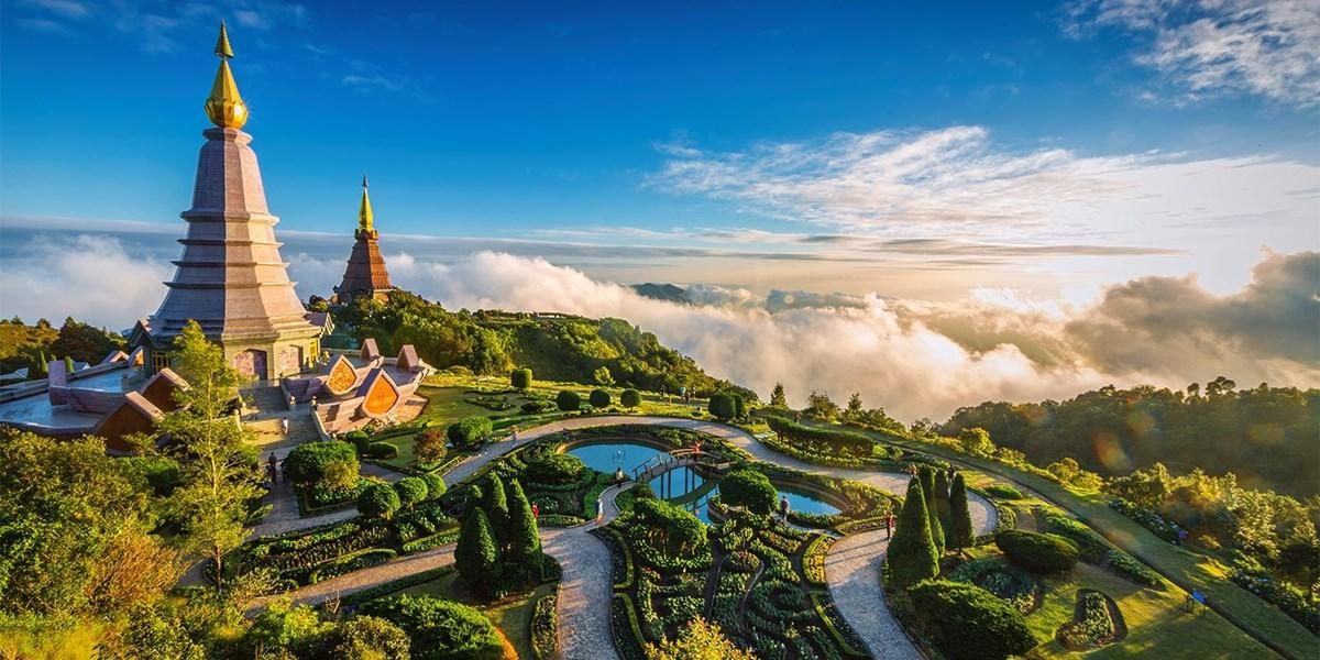 Nordthailand-Rundreise & Badeurlaub auf Phuket