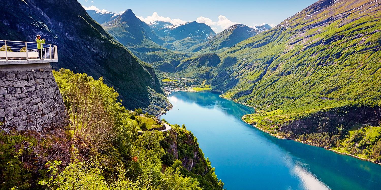 1 Woche Norwegen-Rundreise inkl. Flug, -350 €