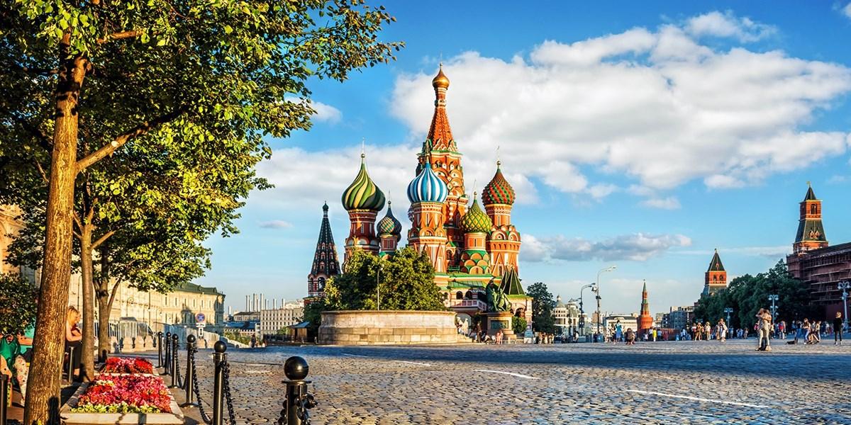 Russland: 10 Tage Goldener Ring & Flug