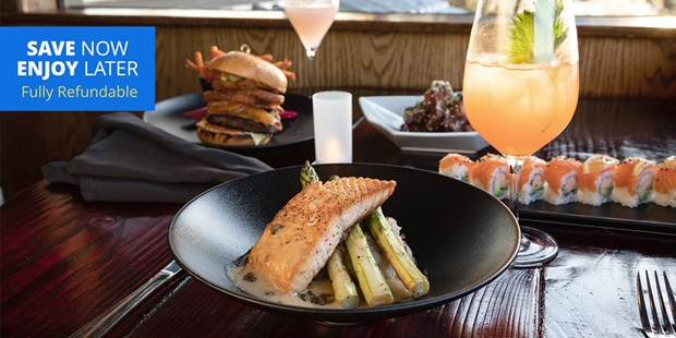 Enjoy dinner credits at the 100-year-old Japanese staple Yamashiro, which USA Today 10Best dubs as one of the most iconic restaurants in all of Los Angeles.