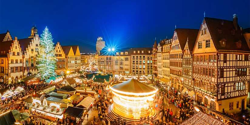German Christmas Market.The Magic Of Germany S Christmas Markets Travelzoo