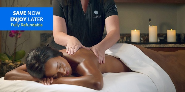 Treat yourself to a spa day and trip to the AAA 4-Diamond Gaylord Texan Resort & Convention Center, where Travelzoo members can save more than 40% on a massage or facial at Relâche Spa.