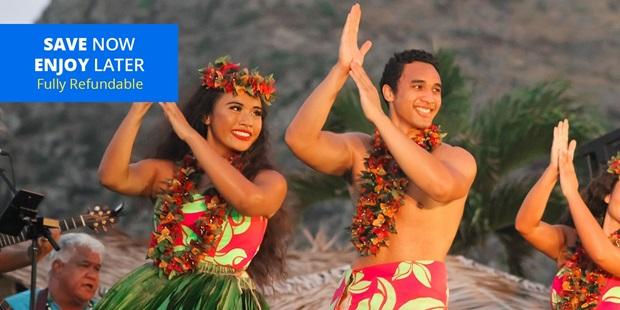 Celebrate Hawaiian culture and island-inspired cuisine at the top-rated Ka Moana Lū'au. Travelzoo members can experience a one-of-a-kind luau the whole family can enjoy.