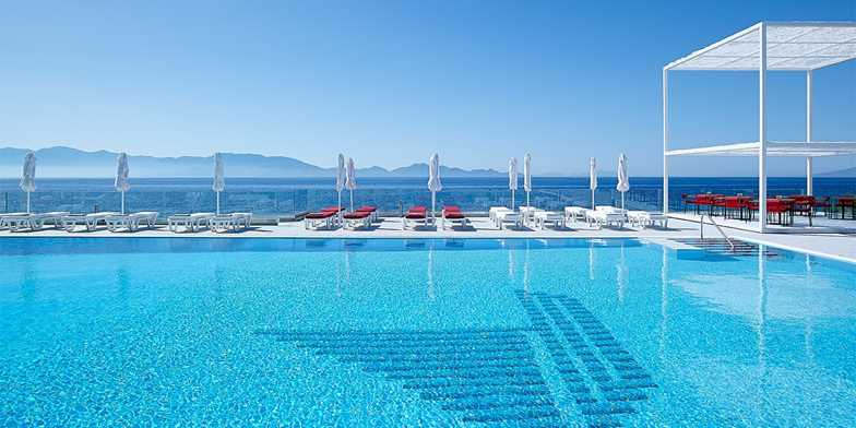 Kos Luxuswoche Mit Meerblick Halbpension Flug 150 Travelzoo