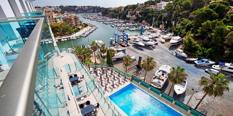 Mallorca-Woche mit Flug & Halbpension -32%