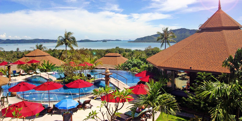 Traumurlaub Phuket: 10 Tage Jacuzzi-Villa & Flug