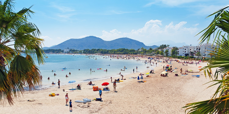 Mallorca-Woche im 4*-Hotel mit HP & Flug