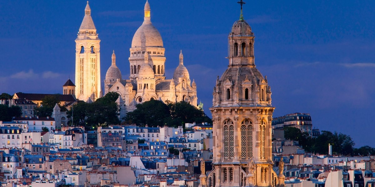 Paris: Boutique-Hotel in Montmartre & Flug