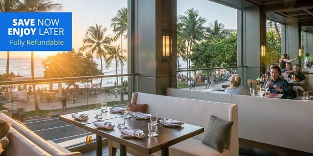 Iron Chef Masaharu Morimoto has created an empire of culinary excellence across the globe, now adding Honolulu to the list with Morimoto Asia at 'Alohilani Resort Waikiki Beach.