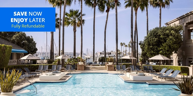 This is one of only two spas nationwide by luxury French skin care line Sisley-Paris and now Travelzoo members can save over 30% on a massage at this Ritz-Carlton Marina del Rey location.