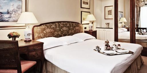 Habitación doble Hotel Millennium Paris