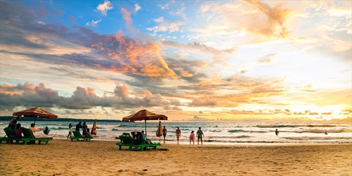 Playa de Kuta, Bali