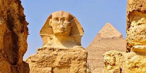 Gran Esfinge de Giza (rib