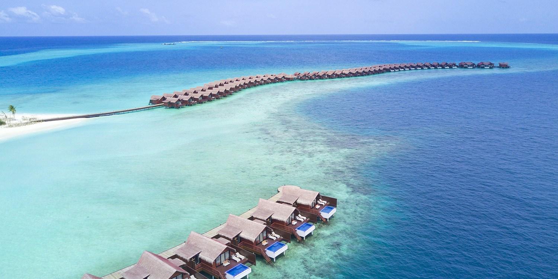 $1,620 – 4-Nt Over-Water Villa Stayat Luxe Award-Winning Maldives Resort -- Male, Maldives