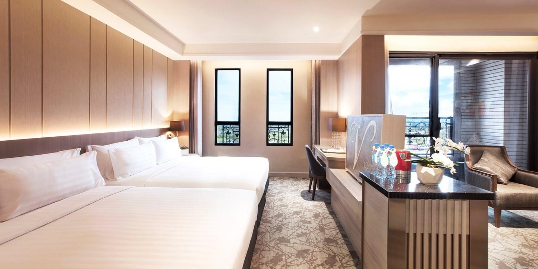 $2,549 起 – 低至 7 折!宜蘭溫泉酒店 3 日 2夜套票包早餐位置礁溪溫泉區中心地段 -- 宜蘭, 台灣