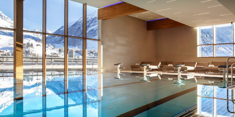 Radisson Blu Hotel Reussen, Andermatt -- Andermatt, Schweiz