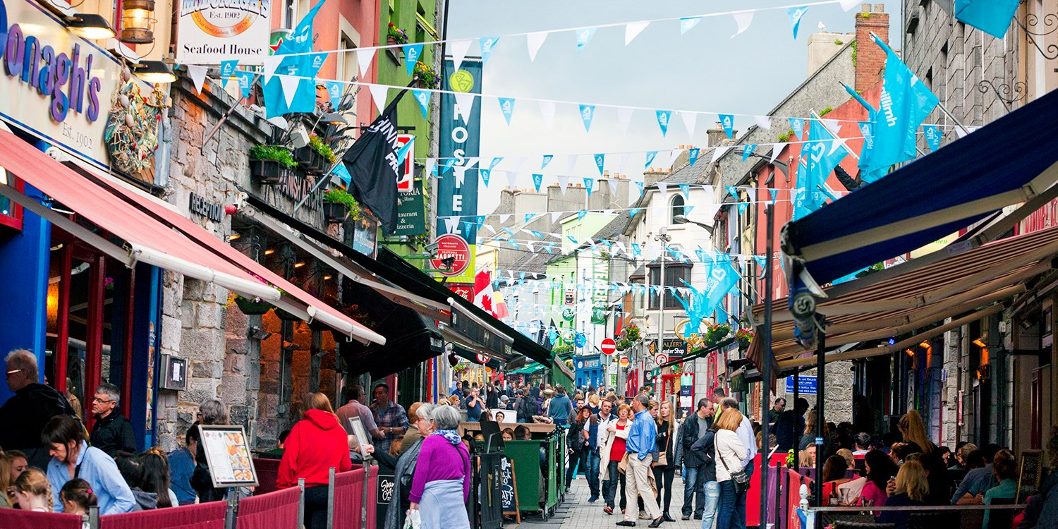 $293 – 2-night Galway escape with dinner, was $504 -- Galway, Ireland