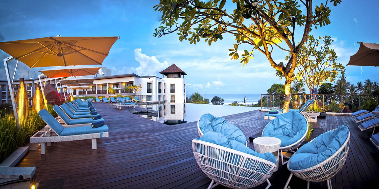 $569 – 5-Nt Deluxe Bali Beach Getaway, Save 37% -- Kuta, Indonesia