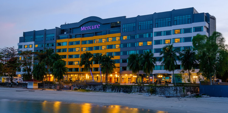 $58-$62 – Penang Beachfront Stay w/Upgrade & Transfer -- Penang, Malaysia