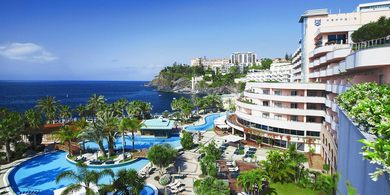 Hotel Royal Savoy -- Funchal, Portugal