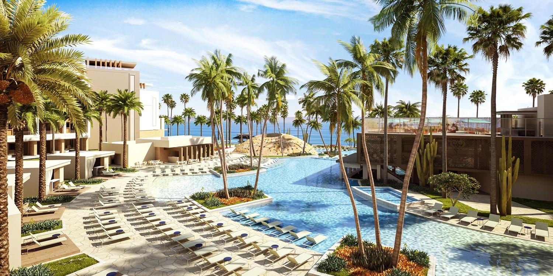 Hard Rock Hotel Los Cabos -- Los Cabos, Mexico