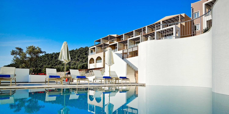 Filion Suites Resort & Spa -- Mylopotamos, Griechenland