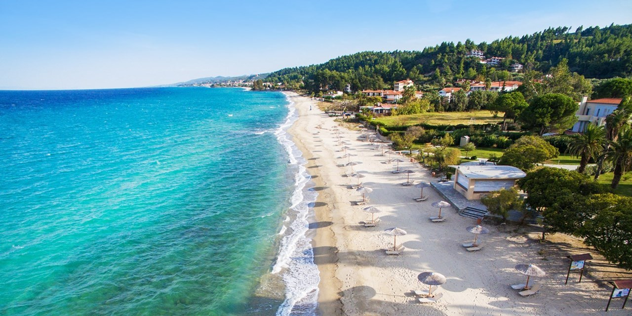 Kassandra Palace Hotel -- Chalkidiki, Griechenland