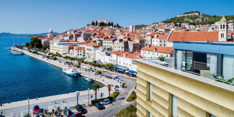 Hotel Bellevue-Superior City Hotel -- Sibenik, Kroatien