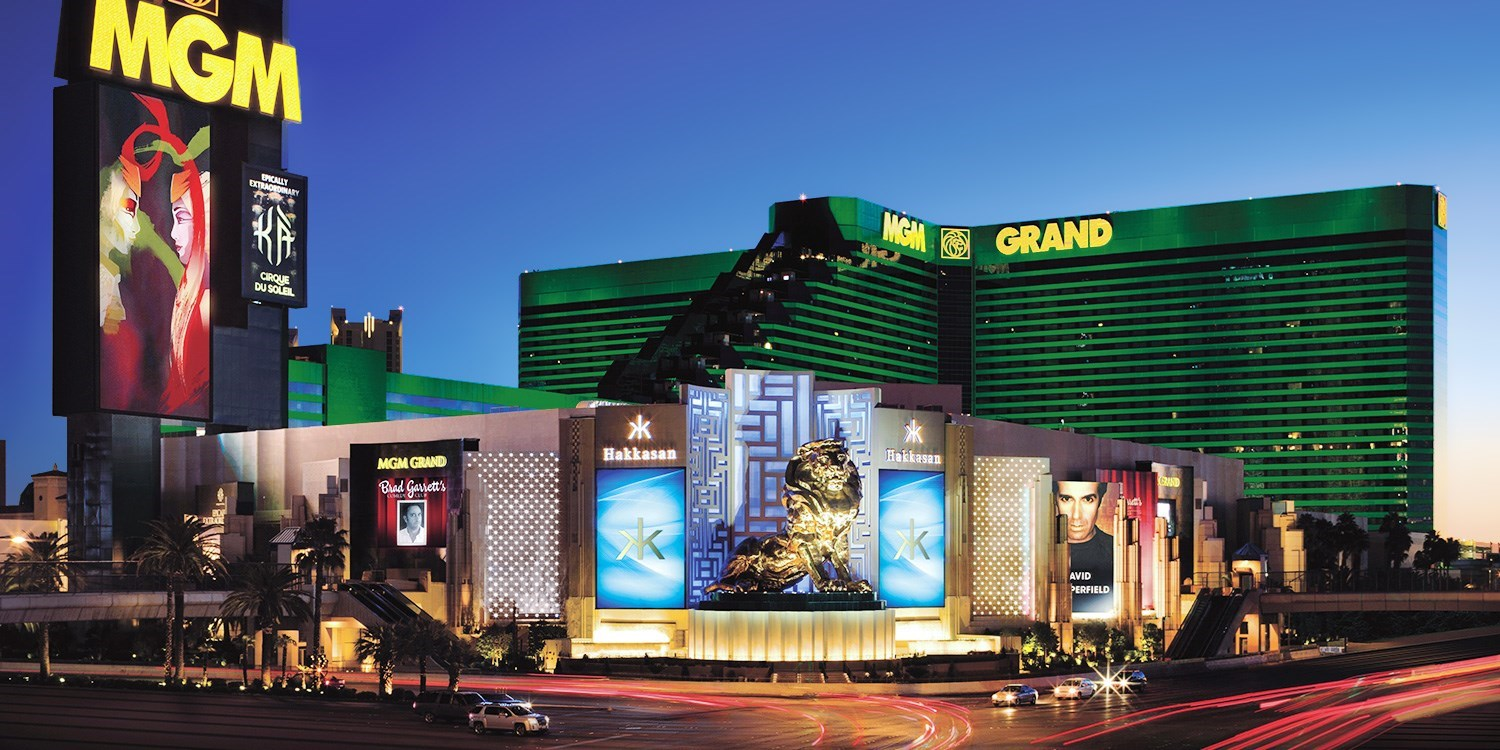 MGM Grand Hotel & Casino -- Las Vegas, NV