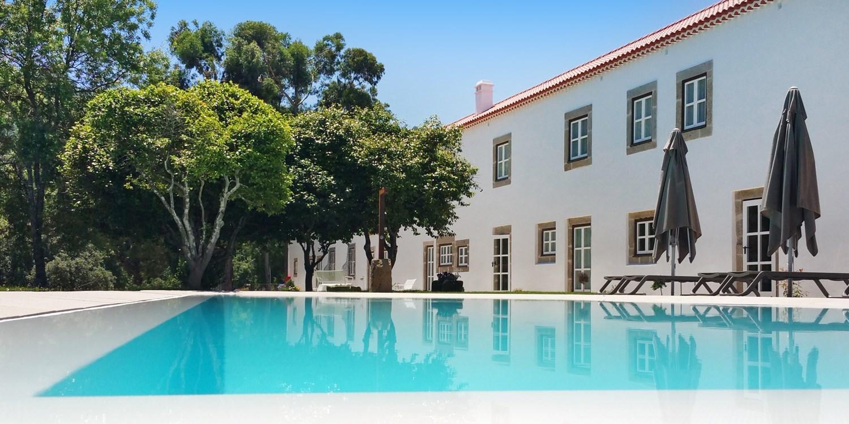 """99€ – Gran apertura: hotel 5* en el """"Jerte portugués"""", -51% -- Castelo Branco, Portugal"""