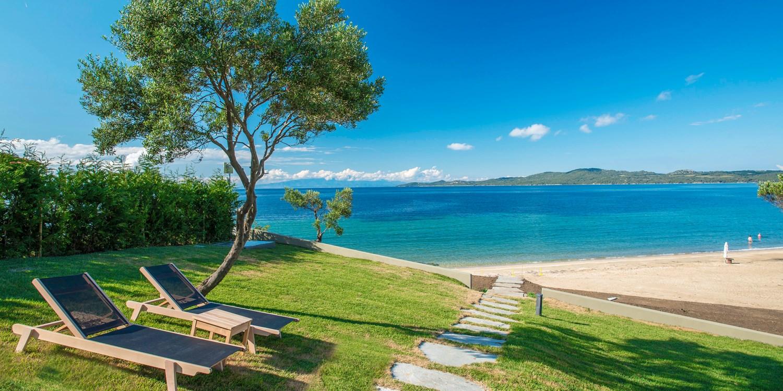 Avaton Luxury Villas Resort - Relais & Châteaux -- Aristotelis, Griechenland